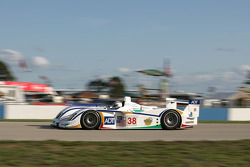 #38 Audi R8: Andy Wallace
