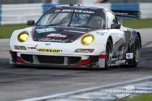 #48 Paul Miller Racing Porsche 911 GT3 RSR: Bryce Miller, Sascha Maassen, Rob Bell