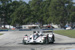 #6 Muscle Milk Pickett Racing HPD ARX-03a HPD: Lucas Luhr, Klaus Graf, Simon Pagenaud