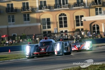 #1 Audi Sport Team Joest Audi R18: Marcel Fssler, Andre Lotterer, Benoit Trluyer