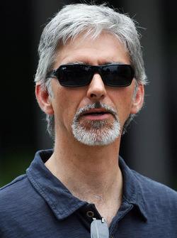 Damon Hill, BRDC President