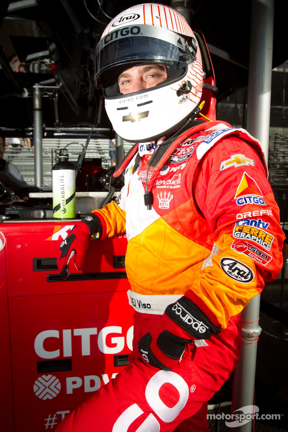 EJ Viso, KV Racing Technology Chevrolet