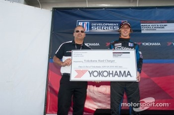 Yokohama Hard Charger Award Winner: Sloan Urry
