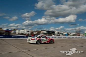#10 Wright Motorsports Porsche GT3 Cup: Sean Johnston