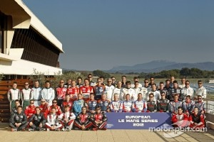 2012 drivers photoshoot