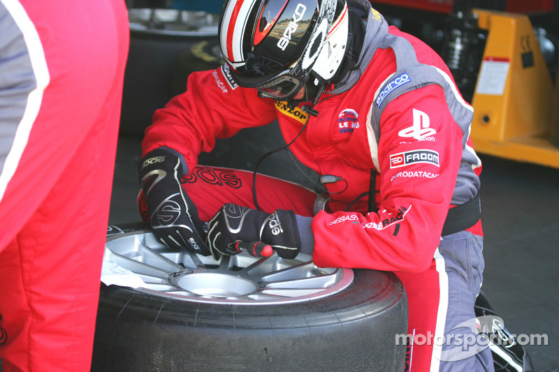 Sébastien Loeb Racing team members