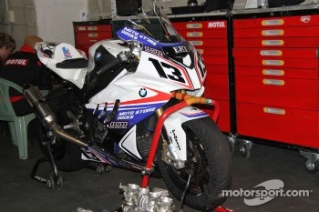 13 - Camille Hedelin - BMW S1000 RR - Education Racing Team