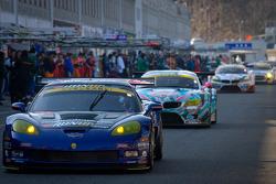 #360 Tomei Sports Callaway Corvette Z06R GT3: Atsushi Tanaka, Yasushi Kikuchi