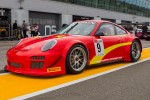 Exim Bank Team China Porsche 911 GT3 R
