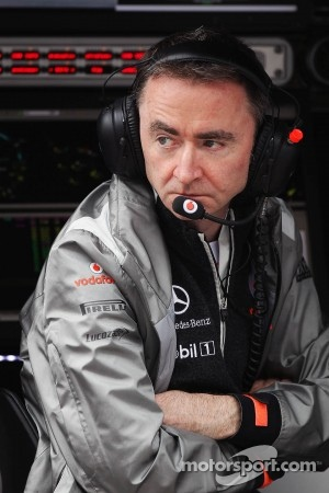 Paddy Lowe, McLaren Mercedes Technical Director