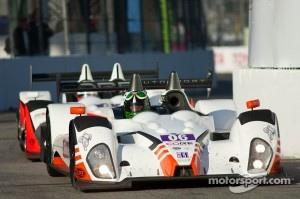 #06 CORE Autosport Oreca FLM09: Alex Popow, Ryan Dalziel