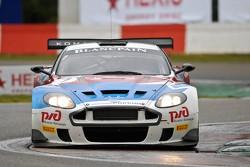 #7 Valmon Racing Team Russia Aston Martin DBRS9: Alexey Vasilyev, Maxime Martin