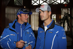 Petter Solberg and Daniel Sordo, Ford World Rally Team