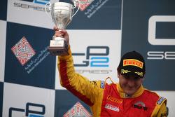 Second place Fabio Leimer