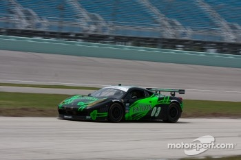 #03 Extreme Speed Motorsports Ferrari 458: Ed Brown, Guy Cosmo