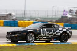 #01 CKS Autosport Camaro GS.R: Lawson Aschenbach, Eric Curran