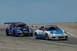 #92 Kelly Moss Motorsports Porsche GT3 Cup: Tim Mckenzie