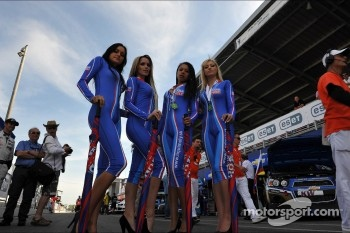 Liqui Moly girls