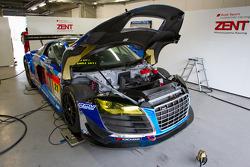 #21 Hitotsuyama Racing Audi R8 LMS