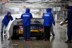 #19 Lexus Team WedsSport Bandoh Lexus SC430