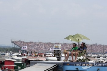Talladega atmosphere