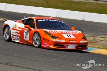 #77 Ferrari of Beverly Hills 458TP: Harry Cheung