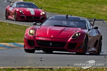 #42 Ferrari 599XX