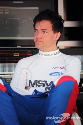 Jolyon Palmer