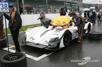 #38 Jota Zytek Z11SN Nissan: Simon Dolan, Sam Hancock 