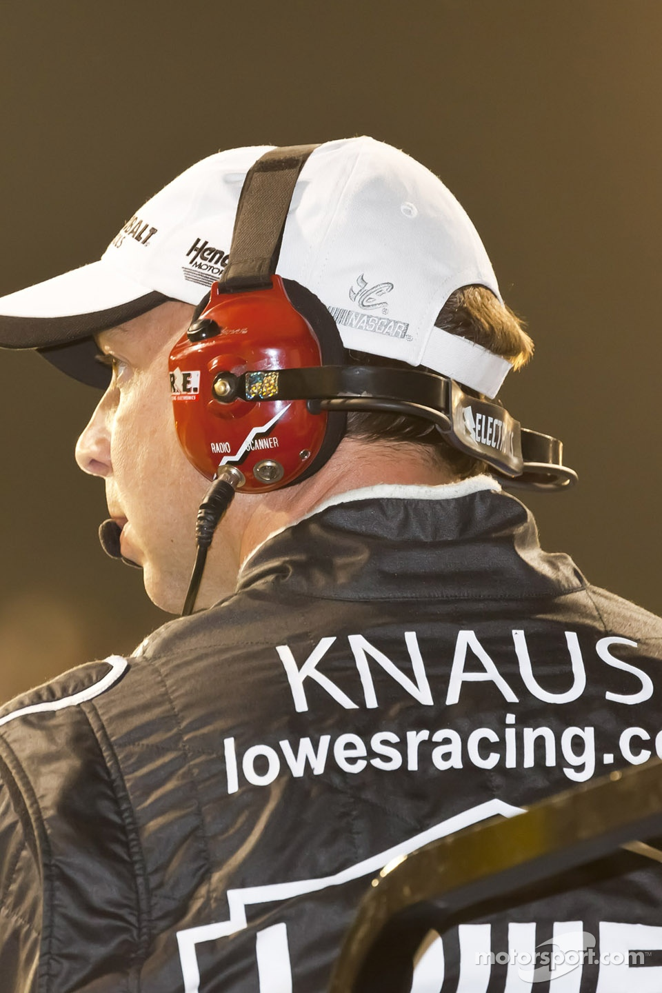 Chad Knaus, Jimmie Johnson, Hendricks Motorsports Chevrolet crew chief