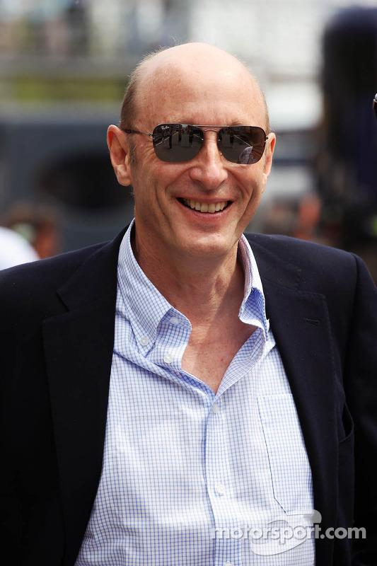 Chris Goodwin, Manager of Bruno Senna, Williams