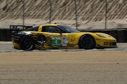 #4 Corvette Racing Chevrolet Corvette C6 ZR1 Chevrolet: Oliver Gavin, Tom Milner