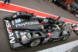 #23 Signatech Nissan Oreca 03 Nissan: Jordan Tresson, Franck Mailleux, Olivier Lombard
