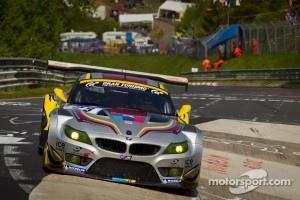 #29 Marc VDS Racing Team BMW Z4 GT3: Bas Leinders, Markus Palttala, Maxime Martin