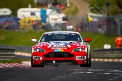 #61 Team Mathol Racing e.V.Aston Martin Vantage GT4: Wolfgang Weber, Norbert Bermes, Marcel Belke