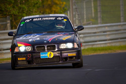 #109 BMW M3: Axel Hörger, Michael Hess, Thomas Baltzer