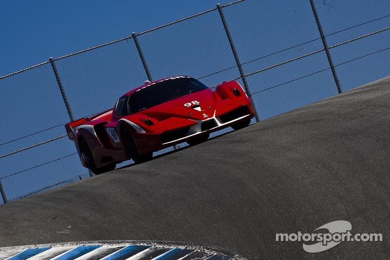 Ferrari FXX demonstration