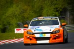 #132 MSC Ruhrblitz Bochum e.V. im ADAC Volkswagen Scirocco: Axel Jahn, Raphael Hundeborn, Daniel Dupont, Fabrice Reicher