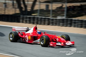 #2 Bud Moeller Ferrari F2003-GA
