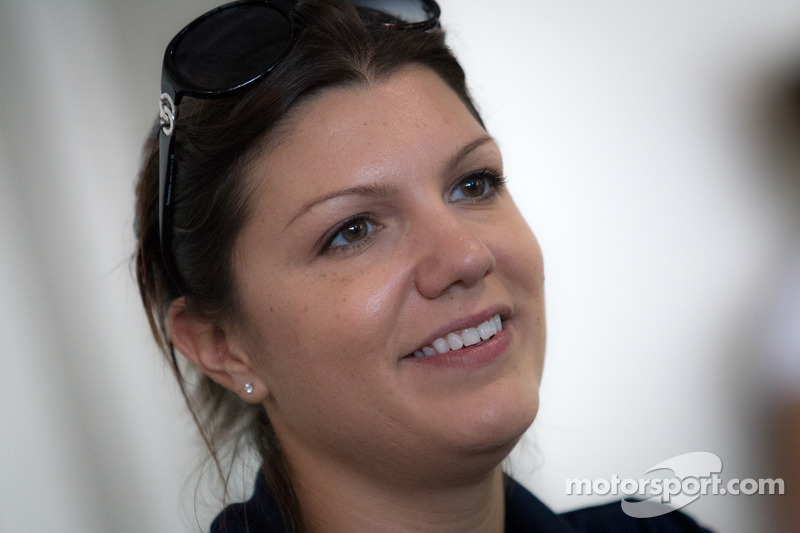 Katherine Legge, Dragon Racing Chevrolet