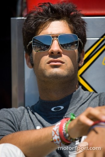 Gustavo  Yacaman, Team Moore Racing