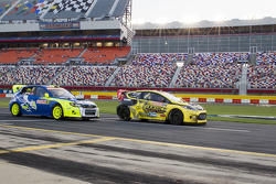 Tanner Foust and Sverre Isachsen