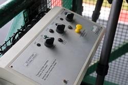 Start Lights Control Panel