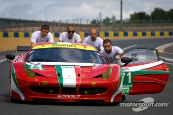 #71 AF Corse Ferrari 458 Italia