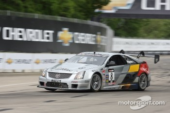 Andy Pilgrim, Cadillac CTS-V.R