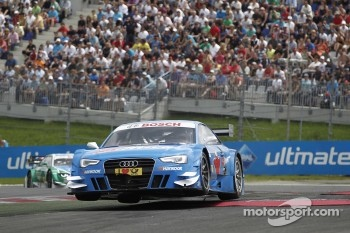 Flying Filipe Albuquerque, Audi Sport Team Rosberg, Audi A5 DTM