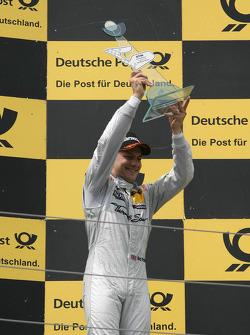 Podium, 3rd Gary Paffett, Team HWA AMG Mercedes, AMG Mercedes C-Coupe