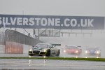 #98 JB Motorsport Audi R8 LMS: Jan Brunstedt, Mikael Bender, Jocke Mangs