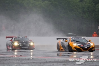#5 Boutsen Ginion Racing McLaren MP4-12C GT3: Edouard Mondron, Jack Clarke, Nico Verdonck