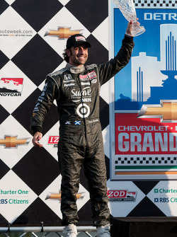 Second Place Dario Franchitti